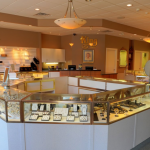 KING JEWELERS DISPLAY