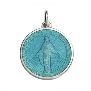 Blessed Mother Mary Medal