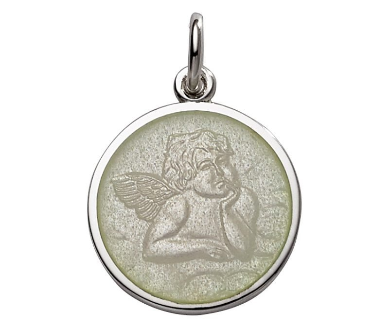 Guardian Angel Medal-extra small