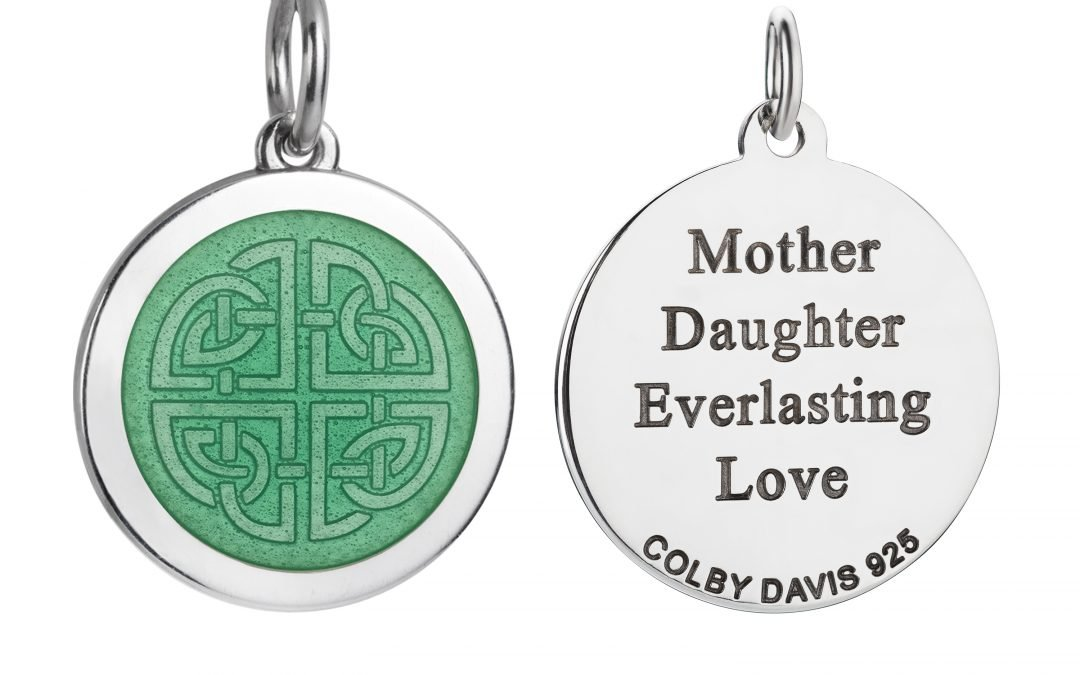 Mother Daughter Pendant