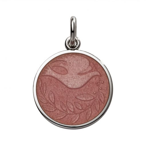 Pink Dove Pendant sold by King Jewelers in Cohasset, Massachusetts