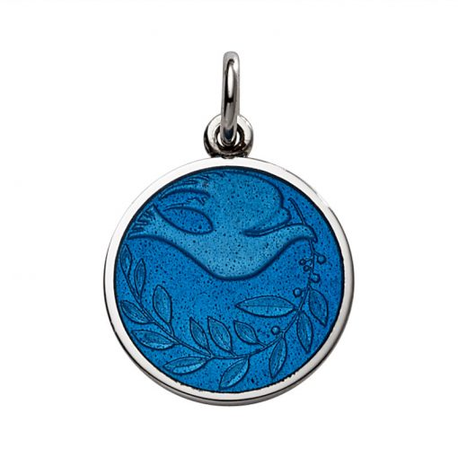 Blue Dove Pendant sold by King Jewelers in Cohasset, Massachusetts