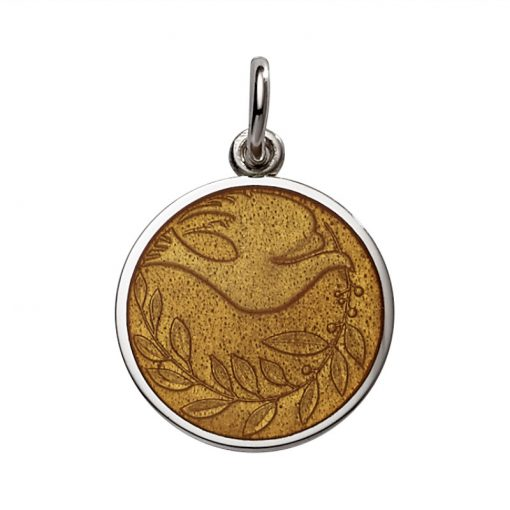 Yellow Dove Pendant sold by King Jewelers in Cohasset, Massachusetts