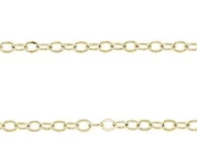 Gold link chain bracelet sold by King Jewelers in Cohasset, Massachusetts