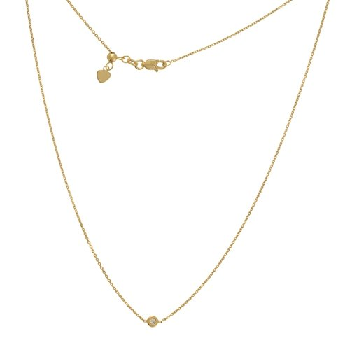 Image of gold chain with a ball sold by King Jewelers in Cohasset, Massachusetts