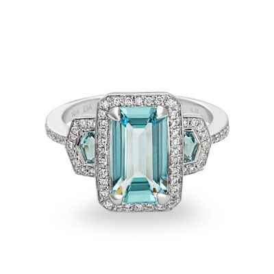Gemstone Fashion Ring
