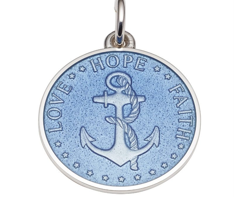 Anchor Medal-small